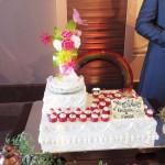 。・゚♡゚・。結婚式に行ってきました~ヽ(´▽`)/