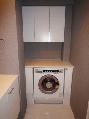 洗濯乾燥機2