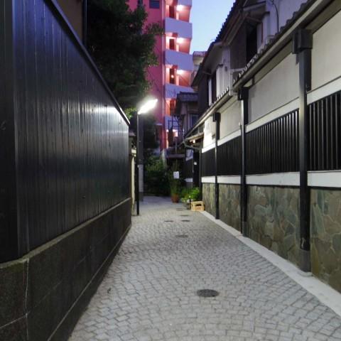 神楽坂~路地2