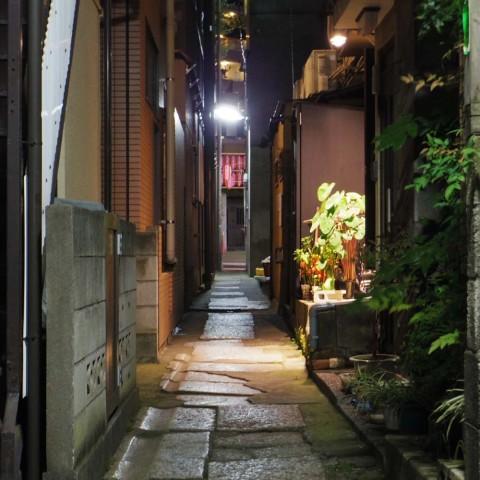 神楽坂~路地4