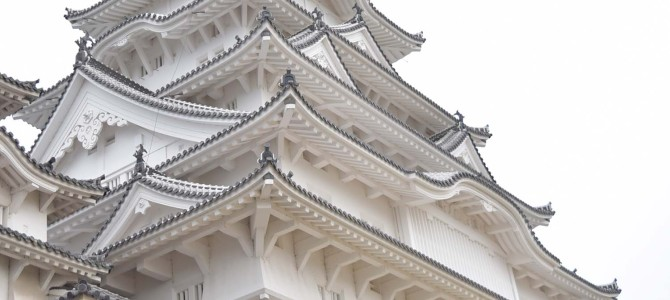 姫路城(国宝)を見てきました~ヽ(´▽`)/