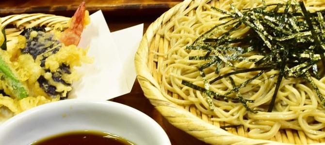 深大寺とお蕎麦屋さん