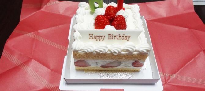 社長、お誕生日おめでとうございます!