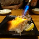 イカの姿焼き