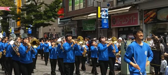 GW ~Eさんが横浜パレードを見物した件