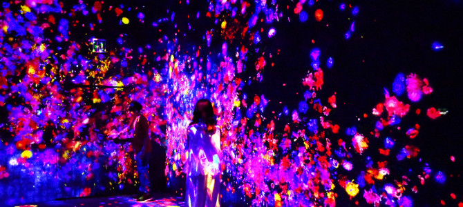 EPSON teamLab Borderless お台場