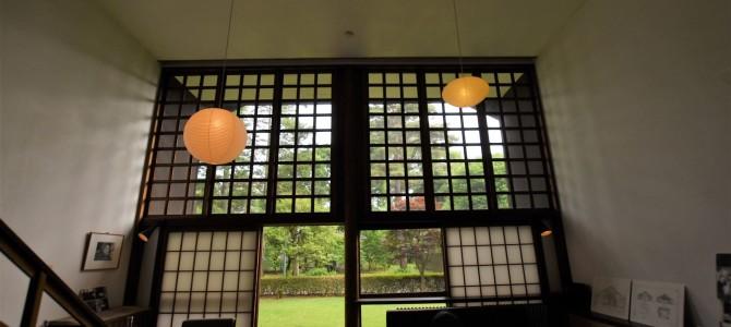 江戸東京たてもの園に行ってみた!ヽ(^o^)丿