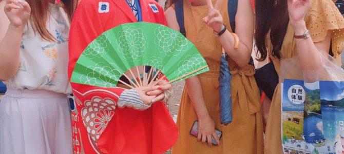 原宿表参道元氣祭スーパーよさこい 2019