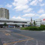 鷺沼駅前の風景 2019.09
