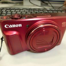 新しいカメラを買いました。