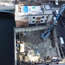 隣の解体工事、その後のその後。